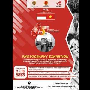 65 Tahun Jalin Persahabatan, Vietnam-Indonesia Buka Pameran Foto Virtual Besok