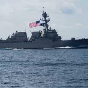 AS Kirim Kapal Perang Ke Laut China Selatan, Sengaja Berlayar Di Perairan Yang Diklaim Vietnam