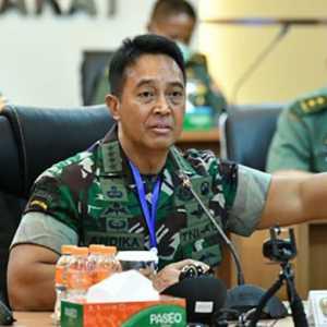 KSAD Andika Perkasa Bahas Pengembangan Universitas Jenderal Ahmad Yani