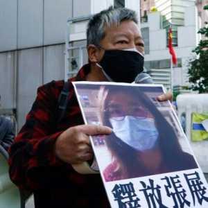 Tuntut Pembebasan Jurnalis Peliput Covid-19 Di Wuhan, Pompeo: AS Akan Selalu Dukung Hak Warga China