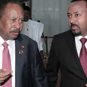 Dikunjungi PM Sudan, Abiy Ahmed Enggan Bahas Konflik Tigray