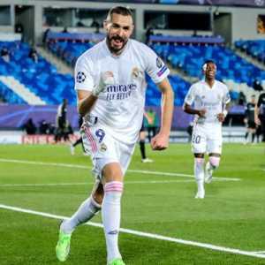 Hasil Matchday 6 Liga Champions: Duo Madrid Lolos Dari Lubang Jarum