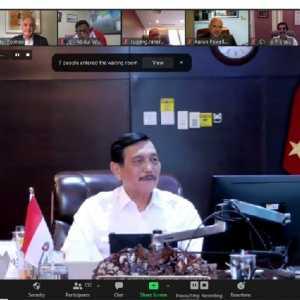Hadiri Forum Dialog Tri Hata Kirana, 4 Menteri Ini Pastikan Iklim Bisnis Yang Lebih Baik Pasca Pengesahan UU Ciptaker