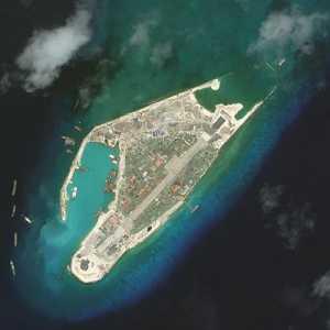 China Ketar-ketir, Vietnam Makin Aktif Perluas Kepulauan Spartly Dengan Reklamasi
