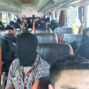 Ditjenpas Pindahkan 50 Napi Narkoba Dari Aceh Ke Nusakambangan
