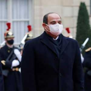 Dalam Kunjungannya Ke Prancis, Presiden Sisi Sampaikan Jangan Memandang Mesir Sebagai Negara Pelanggar HAM