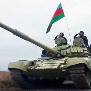 Pertama Kali Setelah 28 Tahun, Pasukan Azerbaijan Masuki Wilayah Lanchin