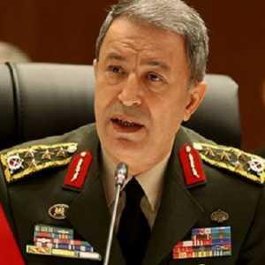 Menhan Hulusi Akar: Kemenangan Azerbaijan Atas Karabakh Dibantu Teknologi Militer Turki