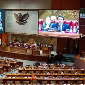 Hari Ini DPR Gelar Rapat Paripurna Penutupan Masa Sidang II 2020-2021