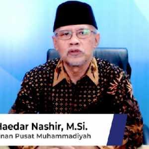 Ketum PP Muhammadiyah Ajak Masyarakat Taat Prokes Covid-19 Saat Libur Tahun Baru 2021