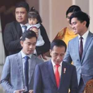 Bapak Presiden, Anak Dan Menantu Wali Kota