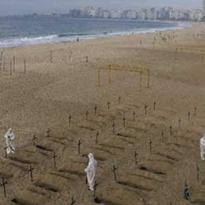Pemkot Rio De Janeiro Larang Pesta Pantai Pada Malam Tahun Baru, Pelanggar Akan  Didenda Hingga 39 Juta Rupiah