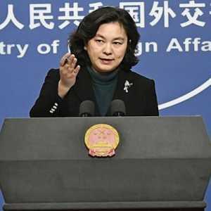 Jubir Tiongkok Minta AS Berhenti Mencurigai China Sebagai Mata-mata
