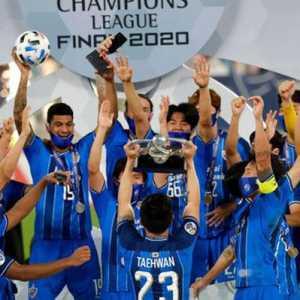 'Dibantu' 2 Penalti VAR, Ulsan Hyundai Sukses Juarai Liga Champions Asia 2020