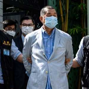 Taipan Jimmy Lai Didakwa Melanggar UU Keamanan Nasional Hong Kong