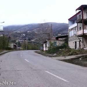 Penampakan Kota Lachin Dipamerkan Dalam Rilis Video Kemenhan Azerbaijan