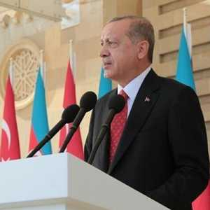 Erdogan Berharap Armenia Ubah Kepemimpinan, Ikut Gabung Dengan Kerja Sama Kawasan