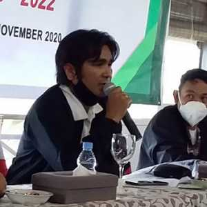 Zamzam Siregar Kembali Dipercaya Menjadi Ketua Forwaka Periode 2020-2022