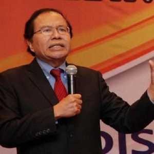 Rizal Ramli Minta Jokowi Contoh Habibie Dan Gus Dur Dalam Hadapi Kritik