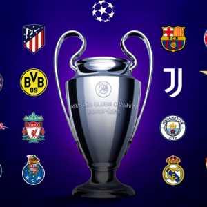 Lengkap, Inilah 16 Tim Peserta Babak Knock Out Liga Champions