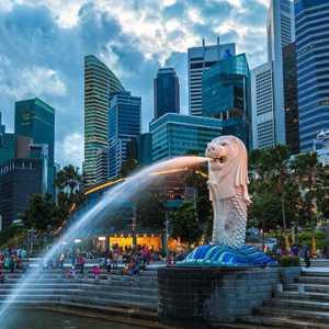 Lebih Baik Dari Perkiraan, Ekonomi Singapura 2020 Menyusut 5,8 Persen