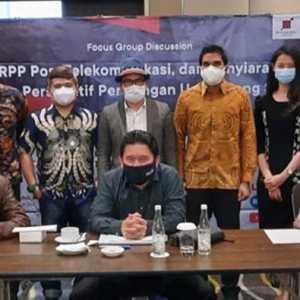 Untuk Ciptakan Persaingan Usaha Sehat, KPPU Sambut Baik RPP UU Ciptaker Sektor Poltesiar