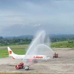 Hari Ini, Lion Air Resmi Buka Penerbangan Surabaya-Berau