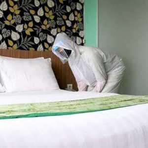 Kapasitas RS Makin Menipis, Pemprov DKI Disarankan Gunakan Hotel Melati Untuk Isolasi OTG