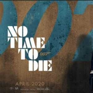 Film James Bond 'No Time To Die' Ditunda Lagi Hingga Oktober 2021