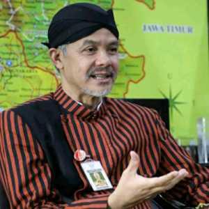 Ganjar Pranowo Pastikan Jawa Tengah Siap Terapkan PSBB Ketat