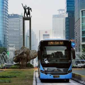 PSBB DKI Diperpanjang, Operasional Bus Transjakarta Bertambah Hingga Pukul 21.00