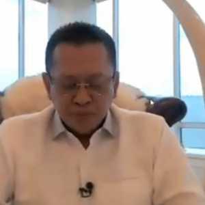 Ketua MPR Berharap KAHMI Ikut Andil Dalam Vaksinasi Covid-19