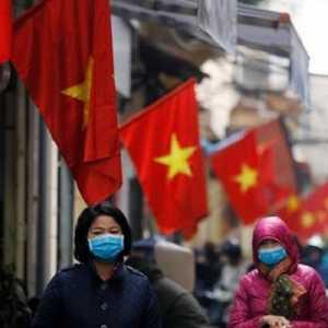 81 Orang Terpapar Covid-19 Dari Dua Kasus Baru Di Vietnam