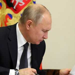 Vladimir Putin Perpanjang Perjanjian New START Hingga 5 Februari 2026