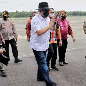 Sesuai Slogan DPD, LaNyalla Dukung Pemulihan Pariwisata Maluku