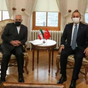 Turki Dukung Iran, Desak AS Kembali Ke Perjanjian Nuklir Dan Mencabut Sanksinya Terhadap Teheran