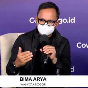Kapasitas RS Di Bogor Sudah 80 Persen, Bima Arya Siapkan Hotel Untuk Isolasi Mandiri Bagi OTG