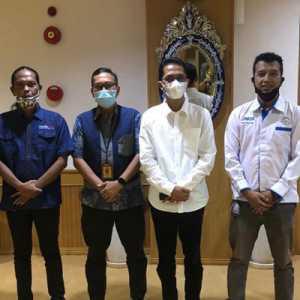 Silaturahmi Dengan JMSI Kepri, Wakil Walikota Batam Dukung Pers Yang Sehat