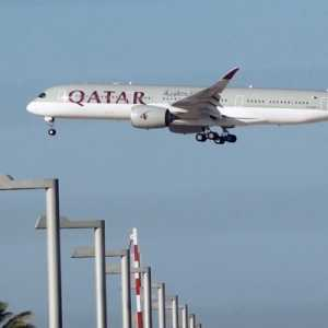 Qatar-Arab Saudi Buka Lalu Lintas Penerbangan Mulai Pekan Depan