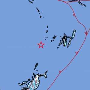 Maluku Digoyang Gempa M 5,5, Tidak Berpotensi Tsunami