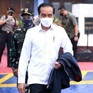 Kemarin Ke Kalsel, Hari Ini Presiden Jokowi Tinjau Lokasi Gempa Di Sulbar