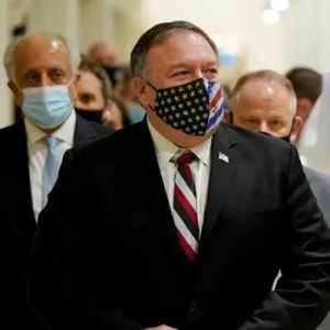 Sanksi Terbaru AS Untuk Iran Di Sisa Hari Kekuasaan Donald Trump