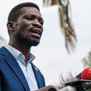 Pengadilan Perintahkan Pembebasan Pemimpin Oposisi Uganda Bobi Wine Dari Tahanan Rumah
