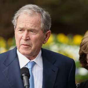 Mantan Presiden AS George W. Bush Bersama Istri Akan Hadiri Pelantikan Joe Biden