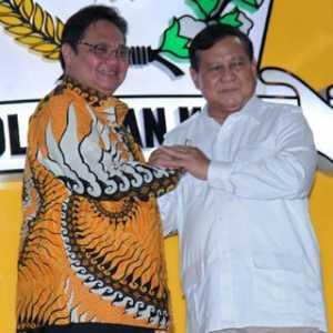 Airlangga Dan Prabowo Berpeluang Jadi Capres, Mega Dan Paloh Tetap King Maker, Cak Imin Beda Sendiri