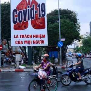 Temukan Dua Kasus Baru Setelah Dua Bulan, Vietnam Perketat Prokes Di Kongres Partai Komunis