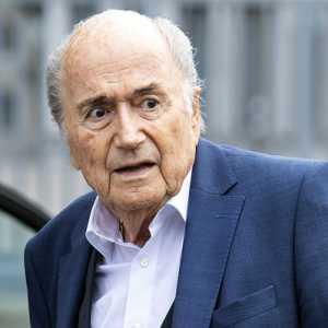 Dilarikan Ke Rumah Sakit, Kondisi Sepp Blatter Dikabarkan Terus Membaik