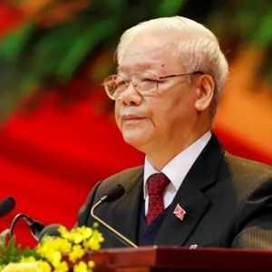Kongres Kembali Pilih Nguyen Phu Trong Sebagai Sekjen Partai Komunis Vietnam
