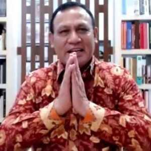 Buka Tahun Baru Bersama PWKI, Ketua KPK Titip Tiga Pesan Kepada Wartawan