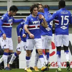 Menang 2-0 Di Kandang Parma, Sampdoria Dituntut Tingkatkan Konsistensi